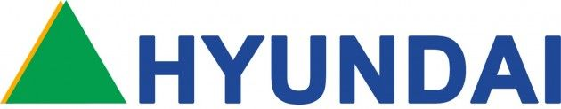 Hyundai Logo original construction company