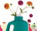 Detersivo naturale ecologico ed economico per lavare piatti e stoviglie, o da utilizzare in lavastoviglie:
