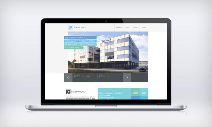 Web Design // Real Estate Investment