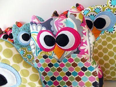 owl rice bag