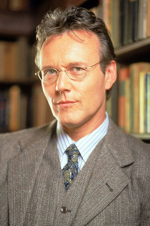 "Anthony Head as Rupert Giles | Here's What The Main Cast Of ""Buffy"" Looks Like Now"