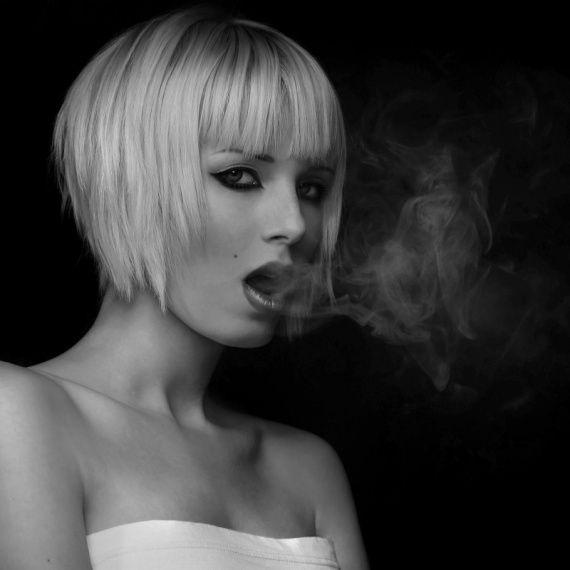 Les 48 meilleures images propos de coiffure sur pinterest - Coupe frange courte ...