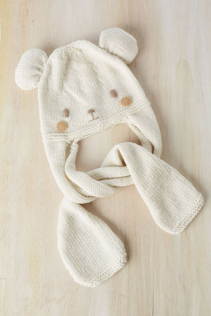 742 best Gorros images on Pinterest | Knits, Babies clothes and Baby ...