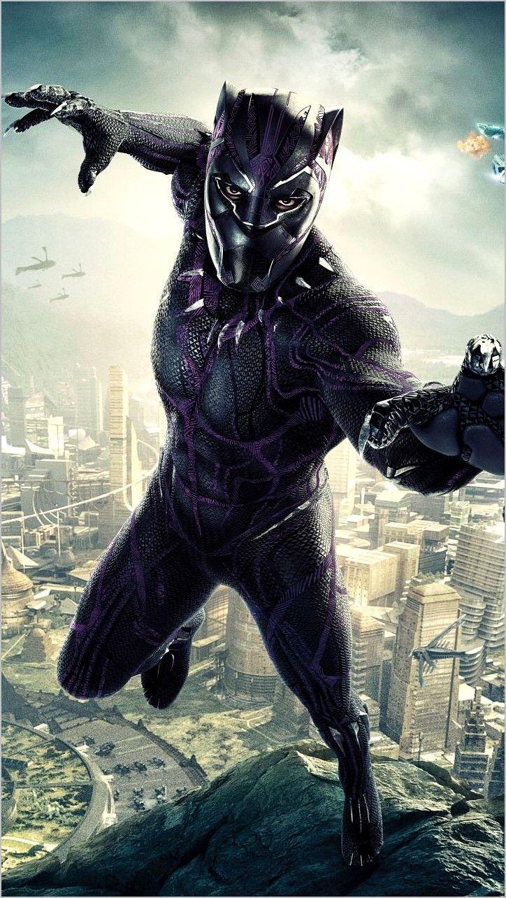 Black Panther Wallpaper 4k For Mobile Black Panther Hd Wallpaper Black Panther Images Black Panther Superhero