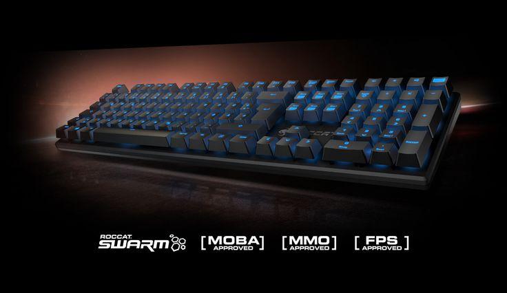 Společnost ROCCAT, německý výrobce příslušenství, dnes představil zbrusu novou konstrukci mechanické klávesnice. Ultra kompaktní ROCCAT Suora dorazí na pulty obchodů v červenci.