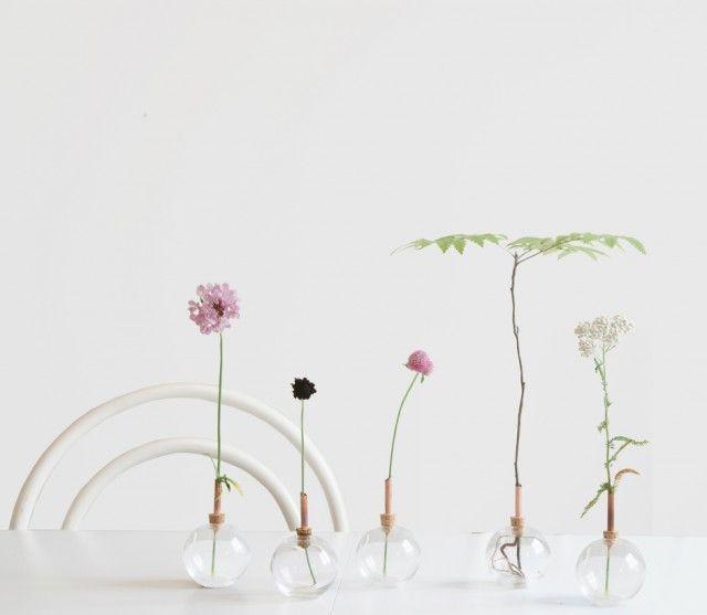Vase Glasilium - Scandinaviaform - Nordic Design Collective - Tent  London 22-25 September