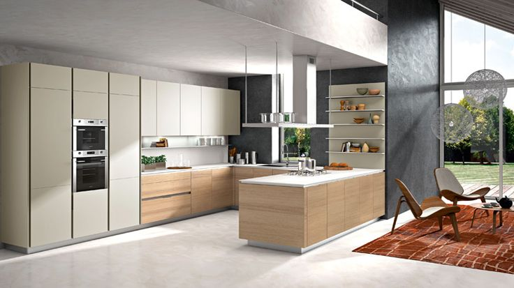 Cucine Snaidero type Orange: design e stile Made in Italy