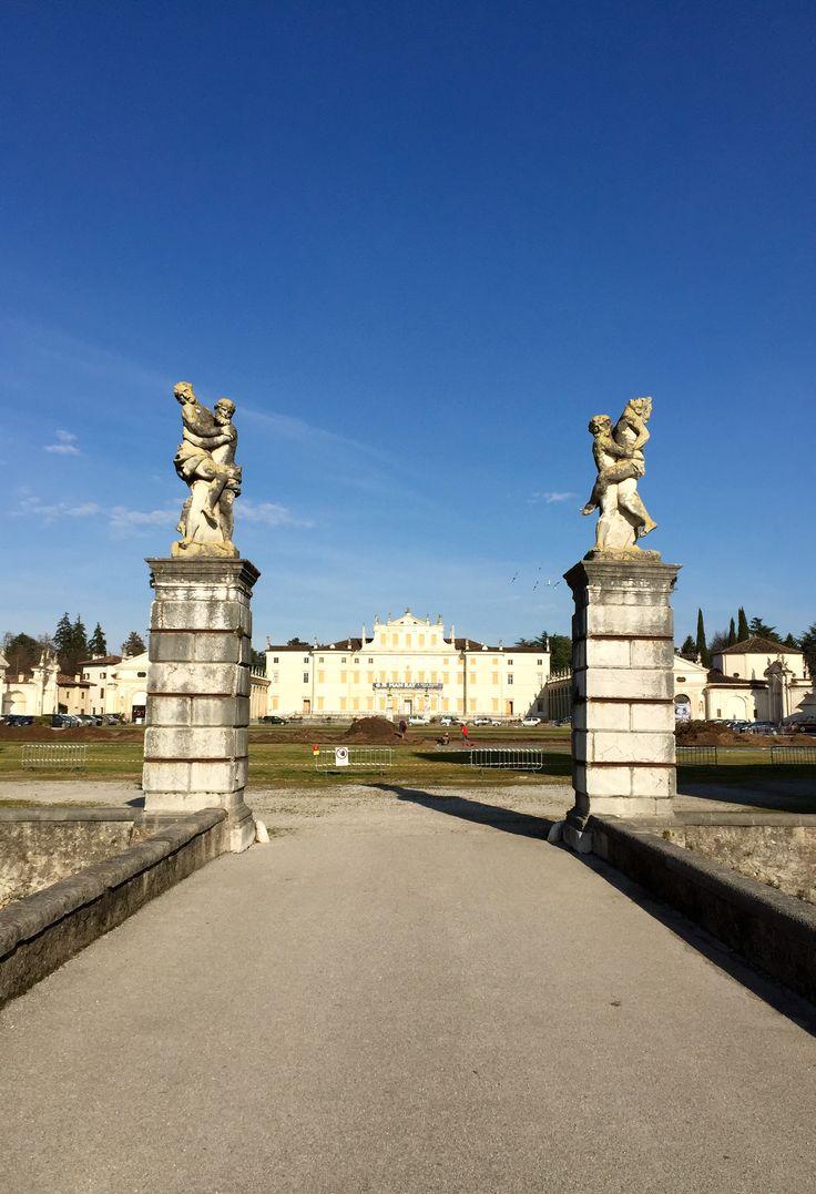 Villa Manin Passariano, Udine . FDF15