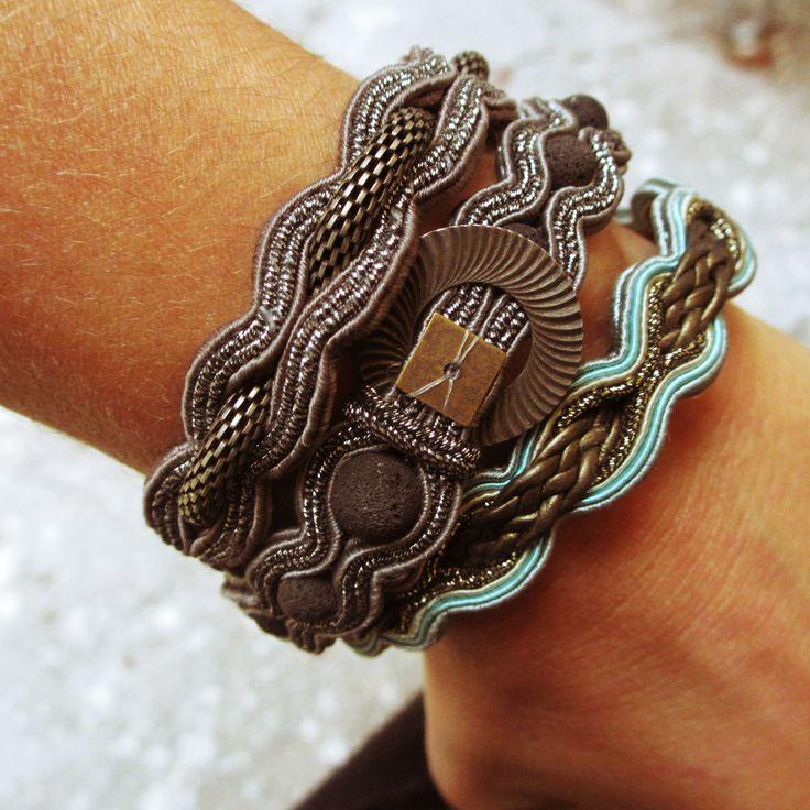 Doris stackable bracelets: pile 'em on or wear them alone; either way, you make…