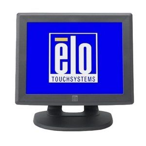 "Elo 1000 Series 1215L Touch Screen Monitor . 12"" . Surface Acoustic Wave . Dark Gray ""Product Type: Computer Displays/Touchscreen Monitors"". Computer Displays. Touchscreen Monitors."