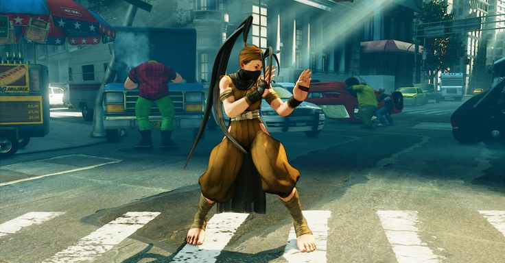 Street Fighter 5s New DLC Out Now Includes New Character Stages And Costumes
