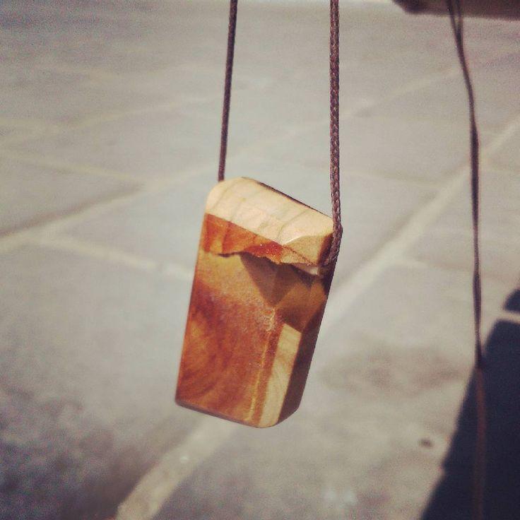 Beauty of natural!! #olivewood, #handmadeJewelery, #OliveWoodNecklace, #woodenjelwery, #WoodenNecklace, #OliveWoodResin, #ResinWood,