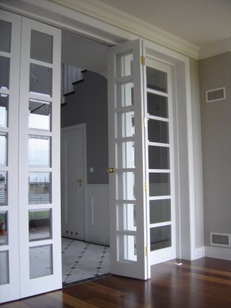 nowoczesne drzwi wewnętrzne białe - Szukaj w Google