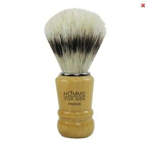 Blaireau de rasage HOMME FOR MEN - LaBoutiquedeBrighton.com