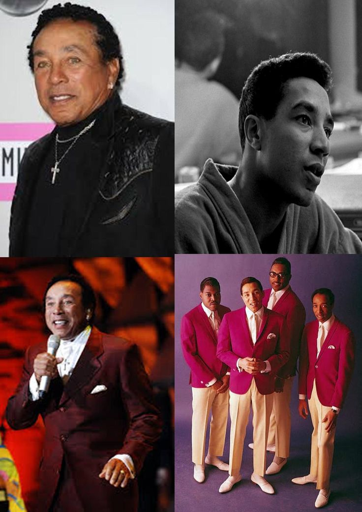 Smokey Robinson ~ Born William Robinson, Jr. February 19, 1940 (age 74) in Detroit, Michigan, U.S. Pop singer-songwriter, record producer,former record executive. Robinson was the founder and front man of the Motown vocal group the Miracles, for which he also served as the group's chief songwriter and producer.  In 1972 he retired from the stage to focus on his role as Motown's VP.  You Really Got A Hold On Me ~ Smokey Robinson & The Miracles PLAY >>> www.youtube.com/watch?v=AdDnqSFYXFs