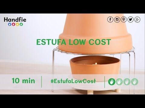 Estufa casera Low Cost   Handfie