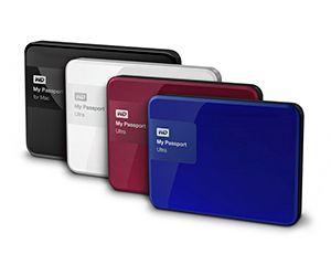 Ver WD rediseña el disco duro portátil más vendido del mundo