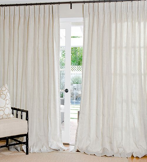 1000 Ideas About Sheer Drapes On Pinterest Modern Window Treatments Wall Curtains And Sheer