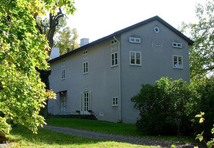 Erik Gunnar Asplund - Villa Snellman 1917-1918