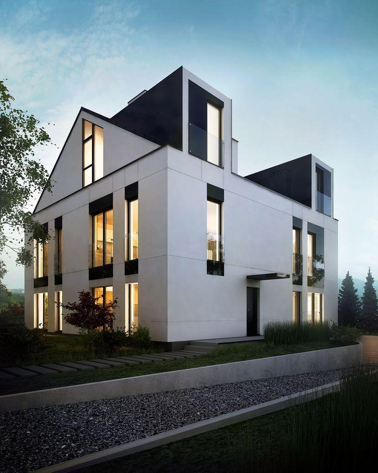 House Design, Krakow.