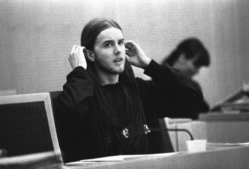 Varg Vikernes..... He's attractive.