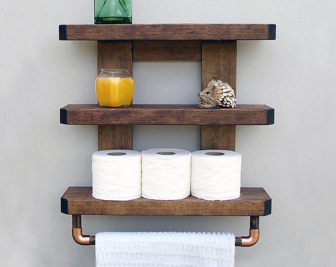 Reclaimed Barn Wood Bathroom Shelves Bathroom Wood Shelves Rustic Bathroom Shelves Bathroom Organisation