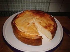 Rezept: Omas Käsekuchen - mit oder ohne Boden