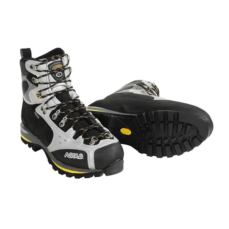 Asolo Alpinist GV Gore-Tex® Mountaineering Boots (For Men) 1395D - Save 29%