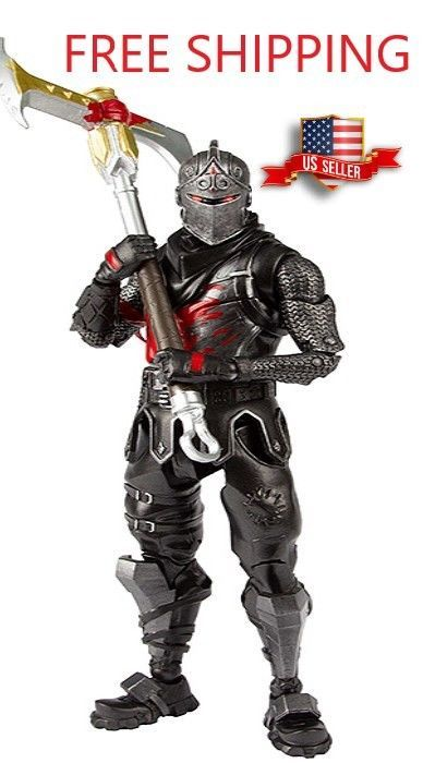 Mcfarlane Toys Fortnite Black Knight 7 Inch Action Figure Free