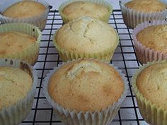 Käsekuchen Muffins (Low Carb) : Muffin Rezepte