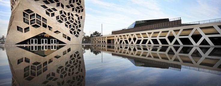 Bicentennial Civic Center in Córdoba, Argentina  Design: GGMPU Arquitectos + Lucio Morin