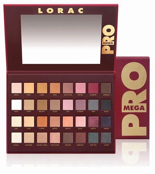 LORAC MEGA PRO PALETTE (Limited Edition)  ShopandBox USA   59 USD   3 days worldwide shipping