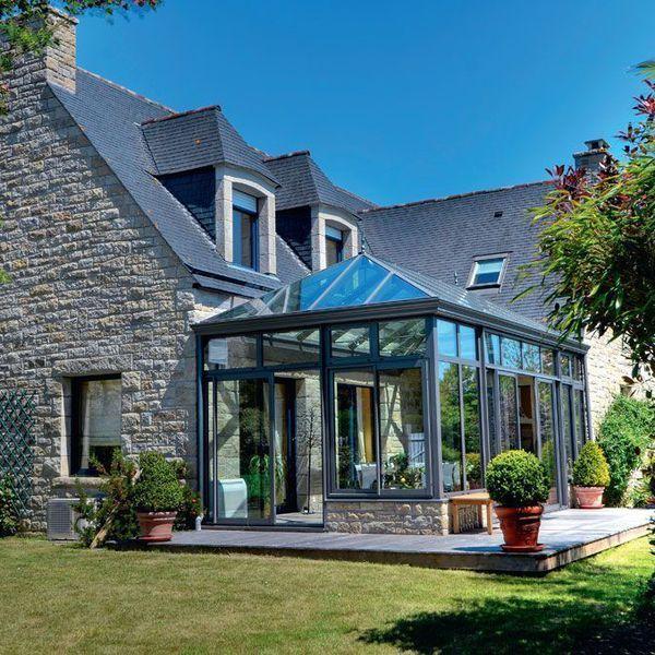 17 meilleures id es propos de veranda aluminium sur - Modeles de verandas sur terrasse ...