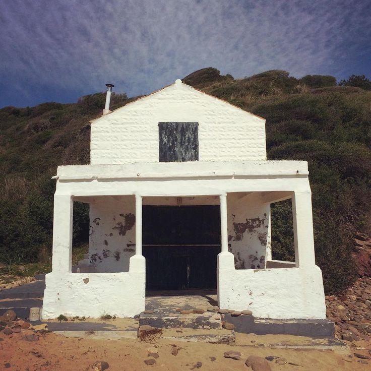 Beach hut / boat house #menorca #esgrau