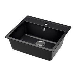 Blandebatterier og oppvaskkummer - Blandebatterier kjøkken - IKEA