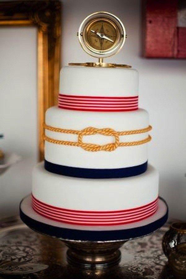 nautical-compass-wedding-cake-brosnan-photo.jpg 600×900 pixels