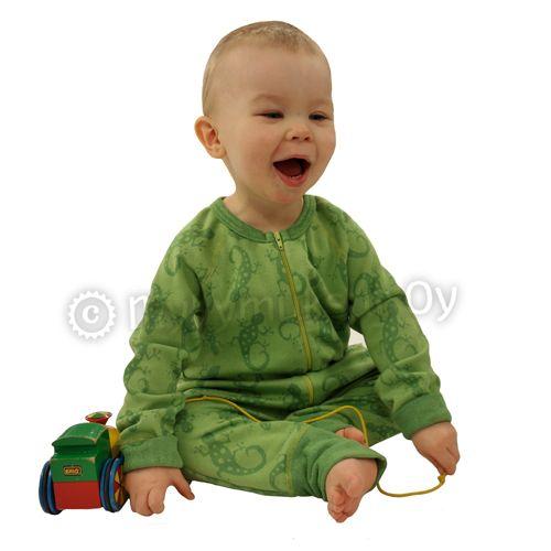 Sleep suit, bamboo