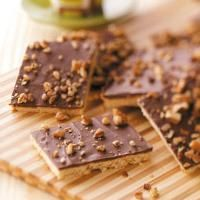 Recipes - Gluten-Free Toffee Bars Toffee Bars, Top 10, Free Food, Bars ...