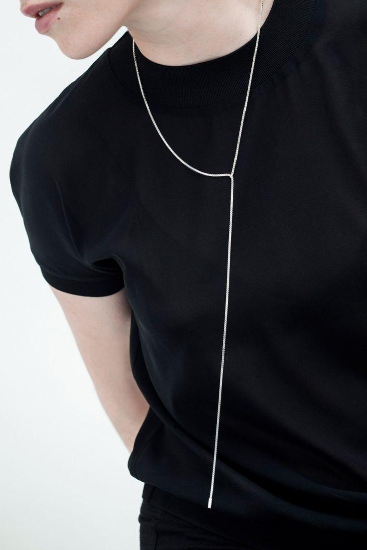Saskia Diez - FRINGE necklace No1