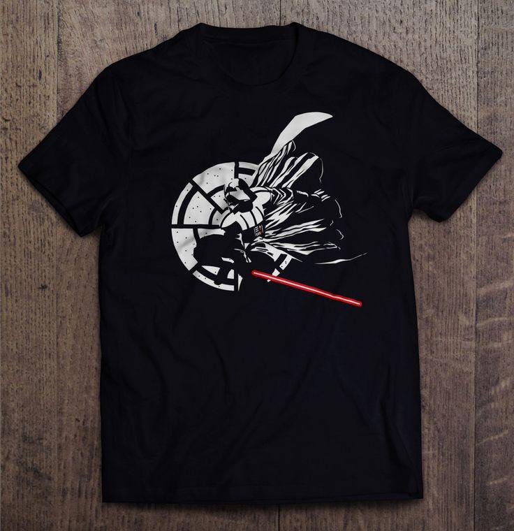 Star Wars - Sin City Parody T Shirt