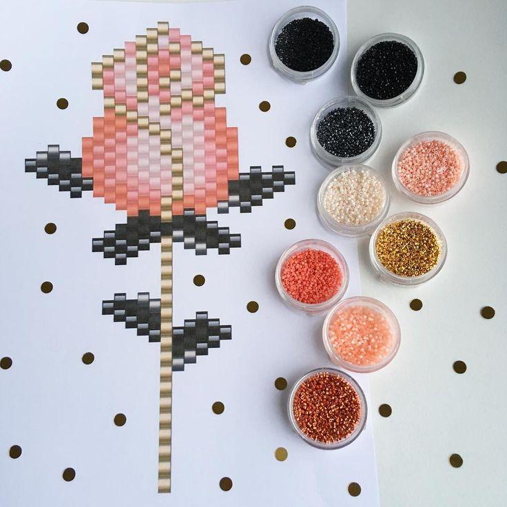 Rose de Noël by Rose Moustache rosemoustache.com