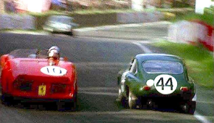 Deep Sanderson, Le Mans.