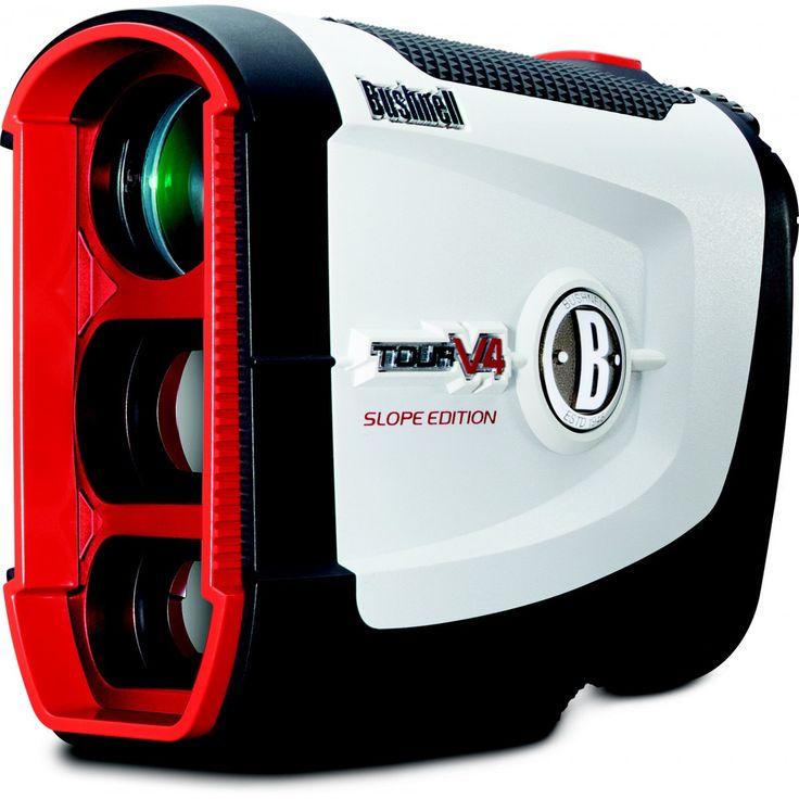 Bushnell Tour V4 Laser Range Finder With Slope from @golfskipin
