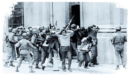 Especial 40 años del 11 de Septiembre de 1973 - LaTercera.com