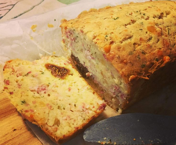 Recipe French Savory Cake by arwen.thermomix - Recipe of category Baking - savoury