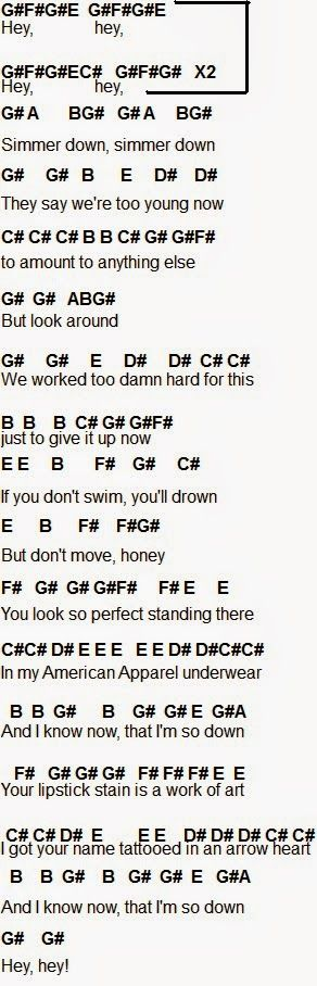 181 Best Music Chords Images On Pinterest Musical Instruments