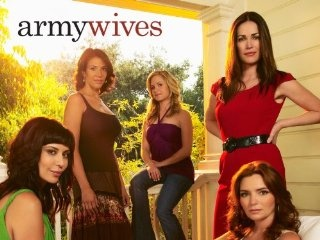 One of the best tear jerker shows around.. Army Wives <3