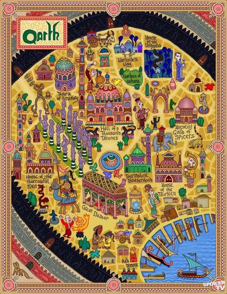 game of thrones map khaleesi