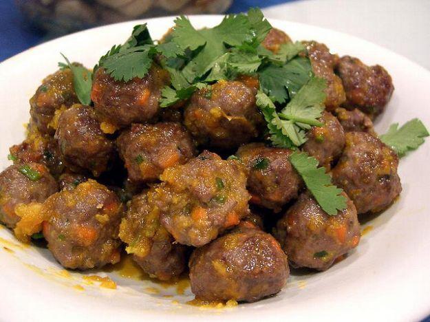 Polpette di carne e verdure in salsa all'arancia, secondo piatto per bambini   Ricette di ButtaLaPasta