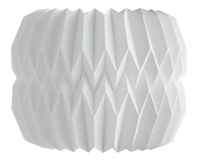 KURA Suspensions Blanc Bois Papier